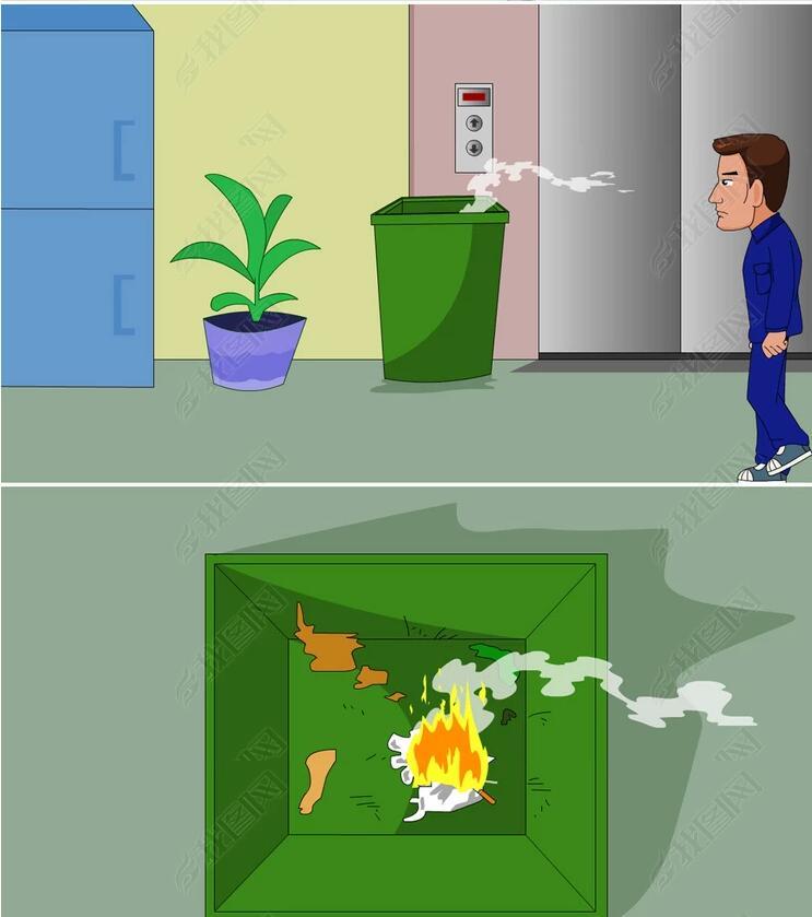 室内失火处理办法